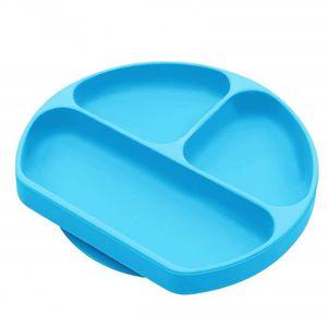 ASSIETTE - PLATEAU BÉBÉ Assiette à ventouse pour bébé, solide et épaisse,