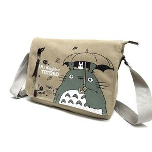 5e95ca8346 BESACE - SAC REPORTER Tlr681 besace style japonese cartoon totoro printe