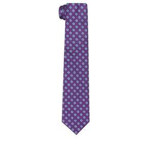 8c7fee169fd94 CRAVATE - NŒUD PAPILLON Dobell Homme Cravate Violette Motif Rose