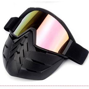 MASQUE DE PROTECTION Masque tactique, style classique Soft Bullet Dart