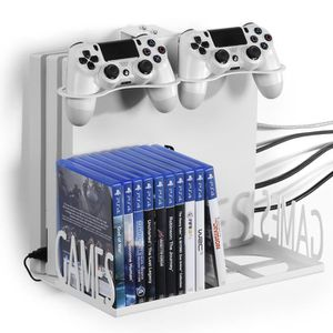 SUPPORT CONSOLE Support mural PS4 et Xbox - GameVspaceSwap