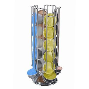 DISTRIBUTEUR CAPSULES Porte-capsules à café Dolce Gusto - 24 capsules