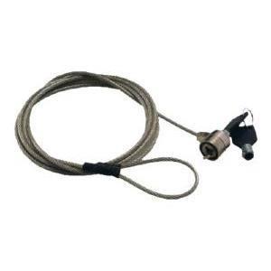 SYSTÈME ANTIVOL  MCL Antivol type cable à encoche système à clef po