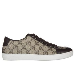 BASKET Chaussures baskets sneakers femme  gg supreme broo