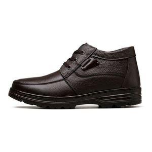 DERBY Chaussures Bateau Homme Amorti D'Affaires AntidéRa