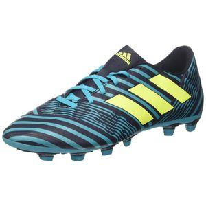 purchase cheap 2d6b3 e45b7 Adidas Nemeziz hommes 17,4 FXG Chaussures de football 3GSSP2 Taille-39