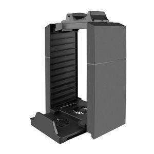 CHARGEUR CONSOLE Ventilateur de refroidissement vertical Station de
