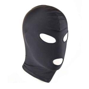 BAILLON - CAGOULE Fétiche BDSM Masque Capots Adulte Jeux Cosplay Esc