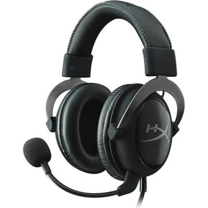 HyperX Micro-Casque Gamer Cloud II Filaire Bronze Surround 7.1 PS4/Xbox One