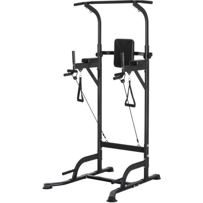 Station De Traction Musculation Multifonctions Chaise Romaine