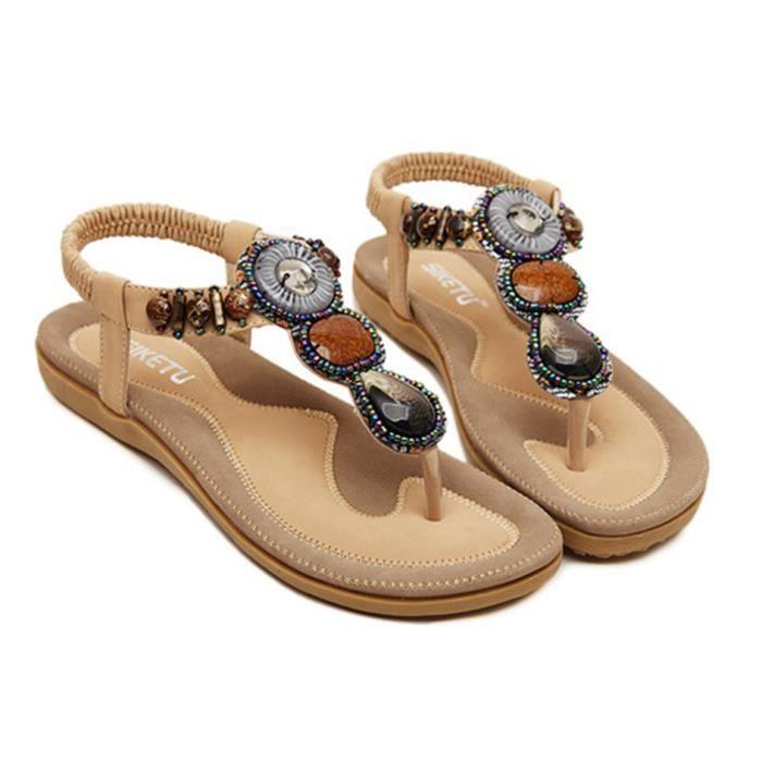 Sandales Femme Wedge Chaussures 2016-nouveau aqrGZpPxR5