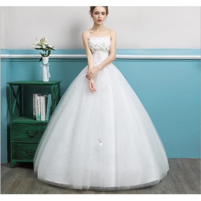 0a867dfcf9b Robes De Mariée Princesse Robes De Soirée Robe De Mariage En Dentelle De  Bal Grande Taille