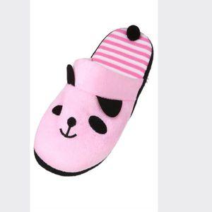 ... CHAUSSON - PANTOUFLE Cartoon Panda Home Rideau doux au sol Pantoufles F  ... 7a6fb73ace50