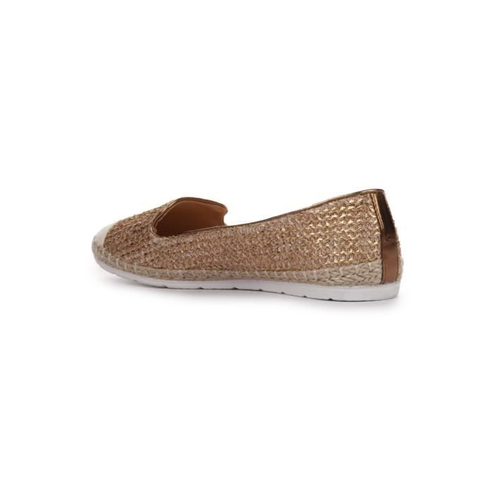 ballerines gi-yqt-04 pour femme B90W6 Taille-37