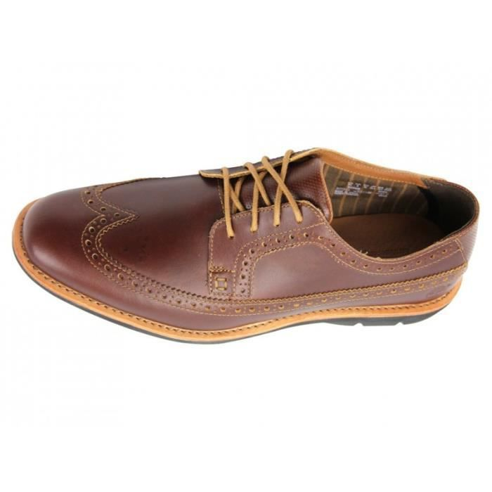 KEMPTON BROGOX M MAR - Chaussures Homme Timberland
