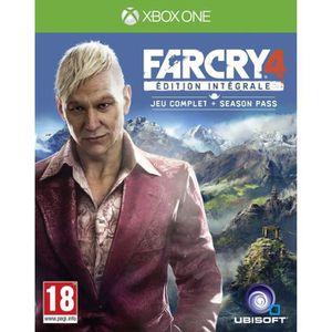 JEU XBOX ONE Far Cry 4 Edition Intégrale Jeu XBOX One