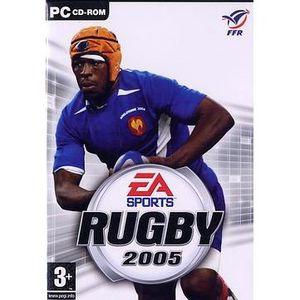 JEU PC RUGBY 2005
