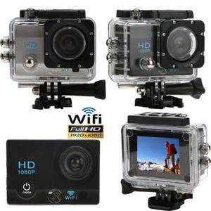CAMÉRA SPORT WIFI sans fil étanche Sports DV 1080 P HD caméra v