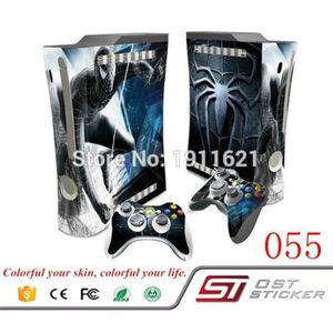 STICKER - SKIN CONSOLE Sticker-Decal Autocollant Xbox  -  360 Spider man