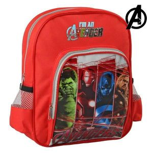 CARTABLE Cartable The Avengers 54679 Rouge