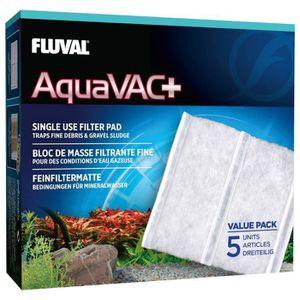 FILTRATION - POMPE FLUVAL Lot de 5 blocs de filtration fine AquaVac+