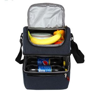 SAC ISOTHERME 7House Sac Isotherme glacière  13L pour camping pi