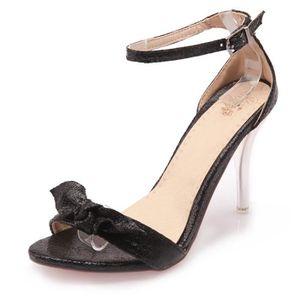 chaussures à Femme Chaussure Sandales Nouveau hauts Des talons Slingback qEAntn