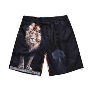 3d75fa9f5548d4 Homme Shorts de Bain Séchage Rapide Shorts de Plag