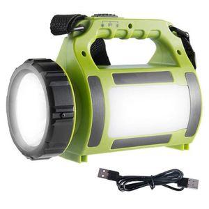 LAMPE DE POCHE Lampe Torche LED Rechargeable Etanche CREE LED 3 e