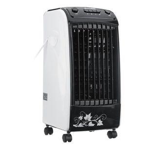 CLIMATISEUR MOBILE 220V 5L Portatif Humidificateur Climatiseur Refroi