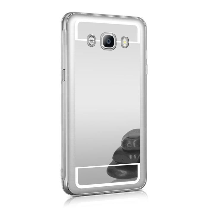 coque silicone j5 2016 miroir samsung