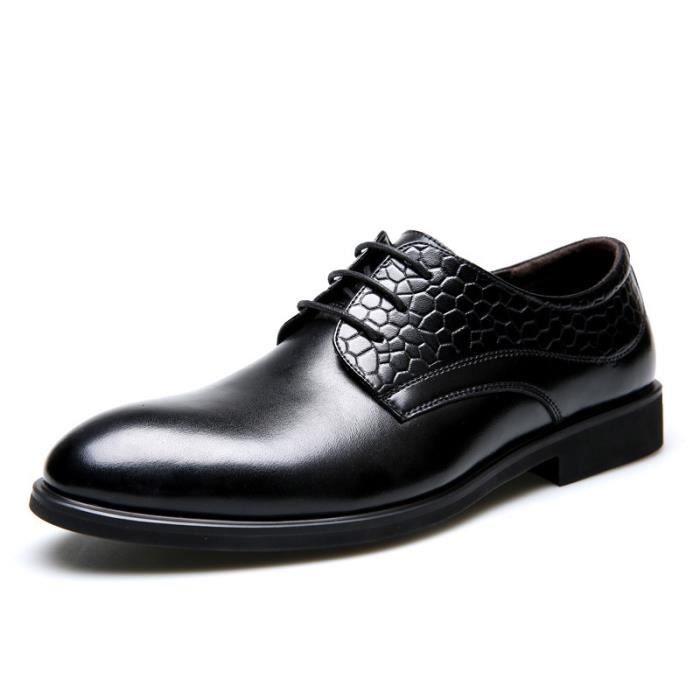 IZTPSERG derby Homme style Casual à lacets bGztz4Oc5I