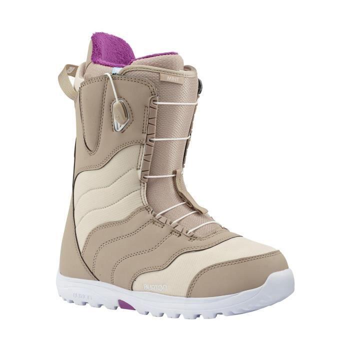 Mint Marron De Snowboard Femme Boots Burton SUO8w8P
