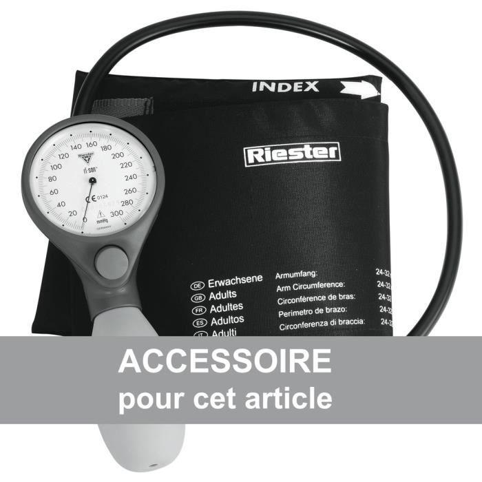 BRASSARD POUR TELEPHONE Brassard Velcro adulte nylon noir