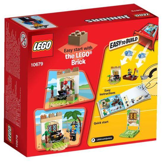 Chasse Au Des 10679 Juniors Lego® La Pirates Trésor wn0OkP