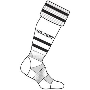 GILBERT Chaussettes Rugby Junior RGB