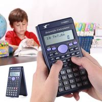 CALCULATRICE Calculatrice scientifique Compteur 240 Fonctions 2