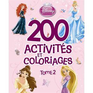 Coloriage princesse disney - Achat / Vente jeux et jouets ...
