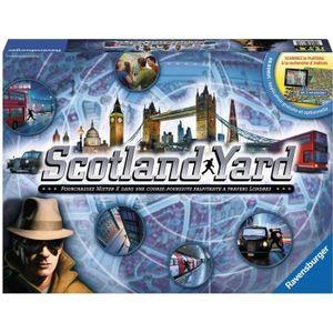 RAVENSBURGER Jeux de Société Scotland Yard