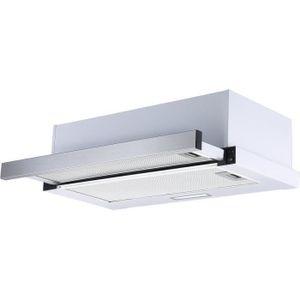 HOTTE HOTTE BOX WHITE INOX MEGA PROMO