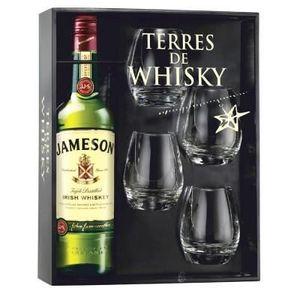 coffret whisky avec verre achat vente coffret whisky avec verre pas cher cdiscount. Black Bedroom Furniture Sets. Home Design Ideas