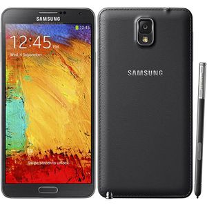 SMARTPHONE Noir pour Samsung Galaxy Note 3 N9005 16GB occasio