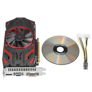 CARTE GRAPHIQUE EXTERNE GTX1050 Computer PC Gaming Graphics Card Mainboard