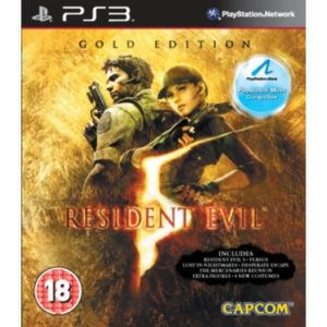 JEU PS3 Resident Evil: Gold - Move Edition (Playstation...
