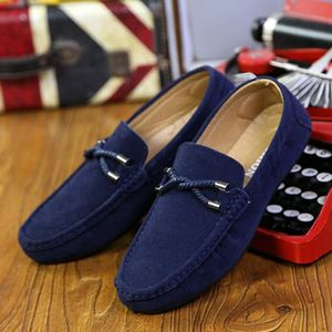 OPP Chaussures Hommes Confortable Moccasins Durable OD17127-7sombre bleu45 ZYav2