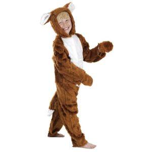 DÉGUISEMENT - PANOPLIE Déguisement de renard en fourrure pour enfant99323