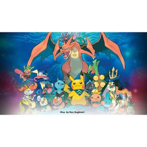 JEU 3DS Pokemon Super Mystery Dungeon (3DS) - Import Angla