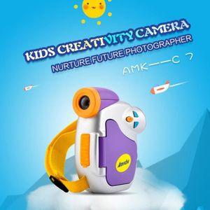 CAMÉSCOPE NUMÉRIQUE Amkov DV-C7 1080P Enfants Caméra Vidéo Numérique 1