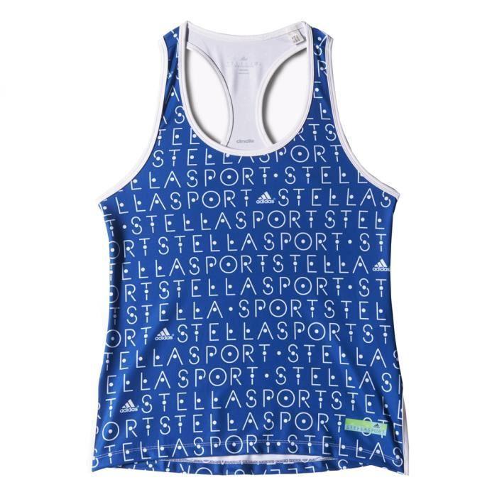 c89fcc0af3adb T-SHIRT MAILLOT DE SPORT Débardeur Adidas Débardeur Athletic Stellasport