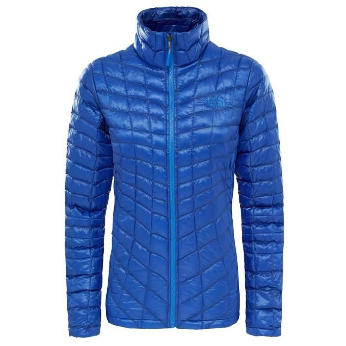b1f2c8882b Vêtements femme Vestes isolées The North Face Thermoball Full Zip ...
